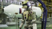 Russian capsule carrying humanoid robot docks at ISS: Nasa