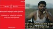 Sacred Games 2 memes now get Parle-G, Netflix and Swiggy twists. Internet dies laughing
