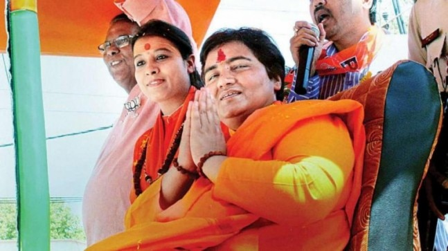 Opposition using marak shakti to harm BJP leaders: Sadhvi Pragya on Jaitley, Swaraj deaths