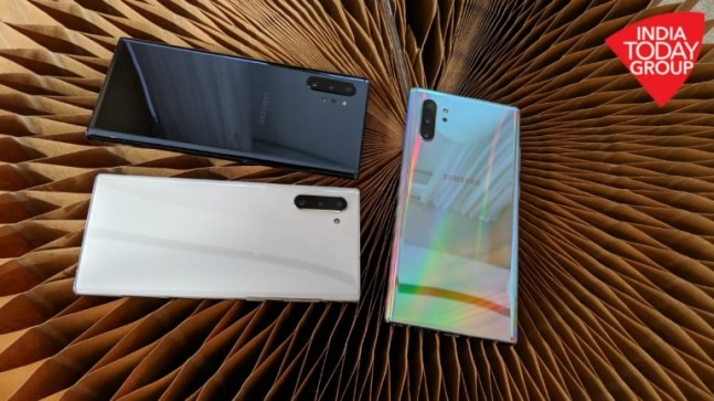 Samsung Galaxy Note 10+ 512GB variant price in India revealed ahead of India launch: Check price, pre-order offers - India Today thumbnail