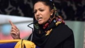 Hold fair probe: Shehla Rashid after army denies claims of rights abuses in Kashmir