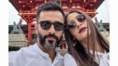 Sonam Kapoor is missing husband Anand Ahuja.