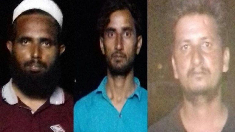 Haryana: 3 Pakistani spies arrested from Hisar - India News