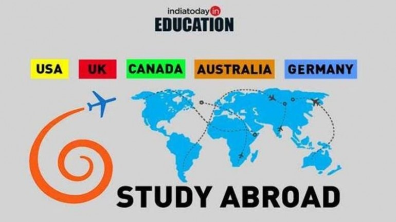 What's the point of studying abroad?