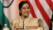 When Sushma Swaraj thanked Shah Rukh Khan for helping an Indian. But as a mistake