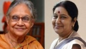 Delhi's only 2 women CMs depart within weeks of each other, both died of heart attack