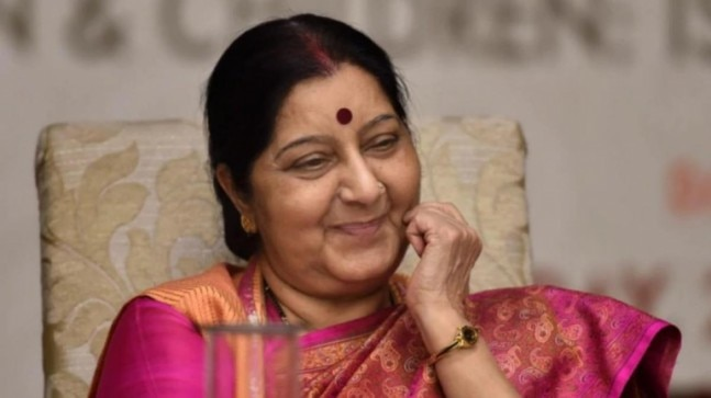Sushma Swaraj, the external affairs minister who turned Twitter into helpline