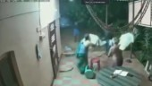 WATCH:Elderly Tamil Nadu couple bravely fights armed robbers with slippers, plastic chair