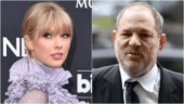 Taylor Swift and Harvey Weinstein