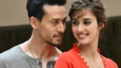 Disha Patani is all heart for Tiger Shroff in War trailer: You're lit
