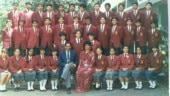 Twinkle Khanna shares pic from schooldays, asks Akshay Kumar to post his too. Can you spot her?
