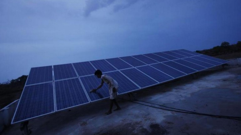 UP govt clears state's first floating solar power plant on