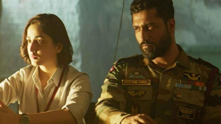 How did 2019 release Uri win 4 National Film Awards for the