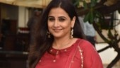 Vidya Balan praises BMC for keeping Mumbai clean at Mission Mangal screening