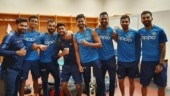 Virat Kohi posts photo with his 'squad', fans notice Rohit Sharma's absence