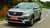 MG Hector bookings start again, price goes up