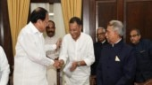 BJP members Surendra Nagar, Sanjay Seth take oath as MPs in Rajya Sabha