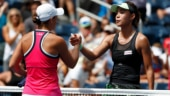 US Open: Ash Barty crashes out after losing to Wang Qiang in round of 16