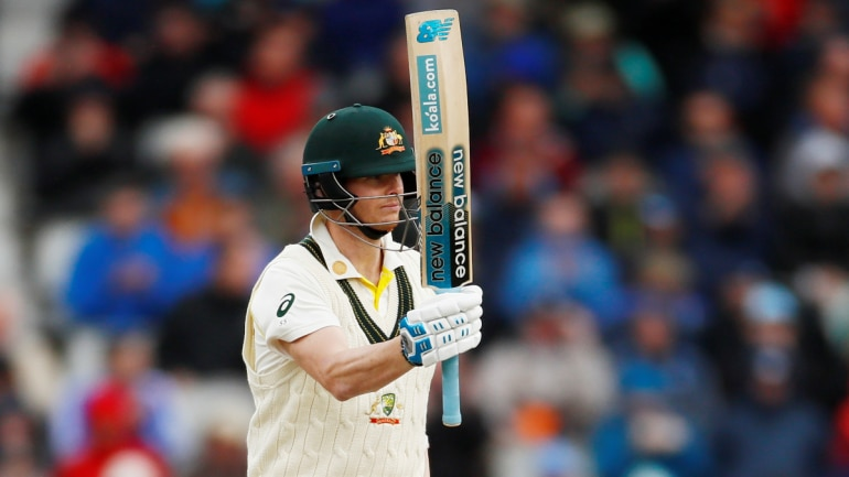 Steve Smith 1st batsman to score 8 successive 50+ scores in
