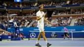 US Open: Daniil Medvedev beats Grigor Dimitrov to reach maiden Grand Slam final