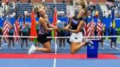 US Open: Elise Mertens and Aryna Sabalenka clinch maiden doubles Grand Slam title