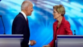 Biden clashes with Warren, Sanders on healthcare in Democratic 2020 debate