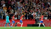 La Liga: Ramon Azeez, Alvaro Vadillo star in Granada's stunning win over Barcelona