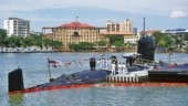 Navy set to induct submarine INS Khanderi today