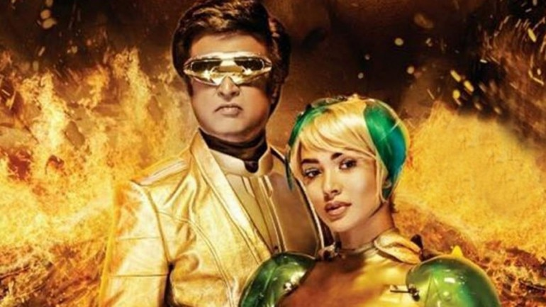 2 0 China box office collection Day 2: Rajinikanth film