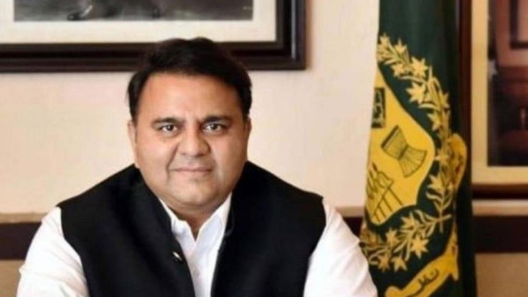 40gb Trends Online After Pakistan Minister Fawad Chaudhry Trolls