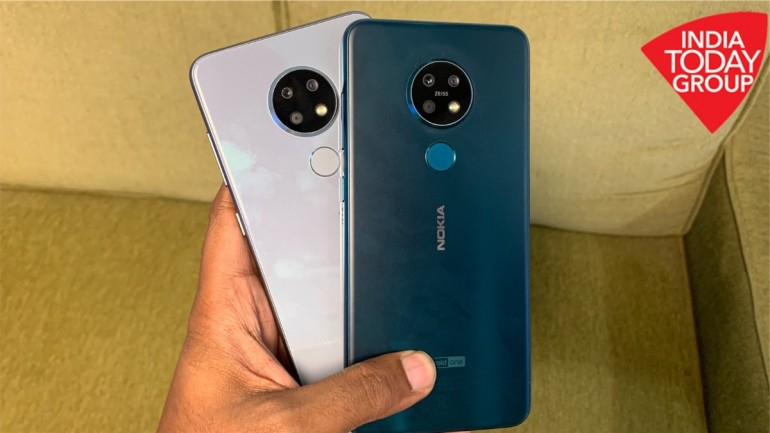 Nokia 7 2, 6 2 launched with triple cameras, PureDisplay