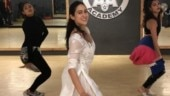 Sara Ali Khan shows off killer moves in sheer suit at the gym. Watch old dance video