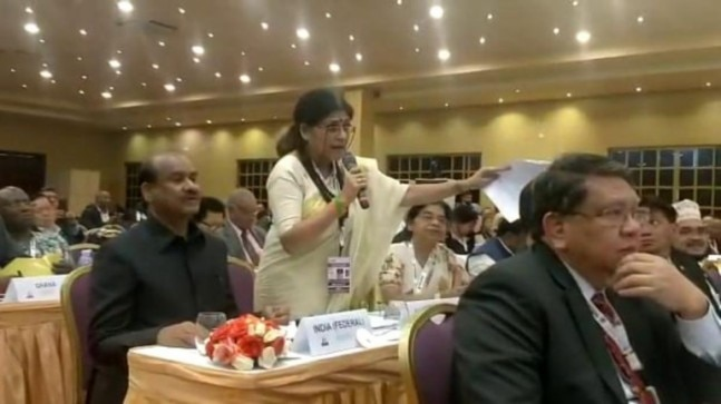 India rebuts Pakistan's stand on Kashmir at Commonwealth Parliamentary Conference in Uganda