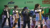 Record 14 Indian shooters qualify for ISSF World Cup Finals