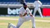 Mohammad Shami equals B Chandrasekhar's unfortunate record after duck vs WI in 2nd Test