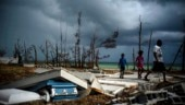Still reeling from Dorian, Bahamas hit by tropical storm Humberto