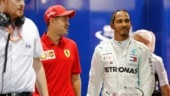 Lewis Hamilton promises to 'get back in the scrum' after missing Singapore GP podium