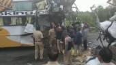 Maharashtra: 6 dead after bus rams into parked truck on Pune-Bengaluru Highway