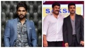 Allu Arjun lauds Ram Charan: Sye Raa is the best gift he could give to his dad Chiranjeevi