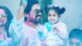 Allu Arjun's adorable wish to daughter Arha on Daughter's Day will make your heart melt