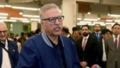 Pakistan President Arif Alvi takes dig at India over Kashmir at joint session of parliament
