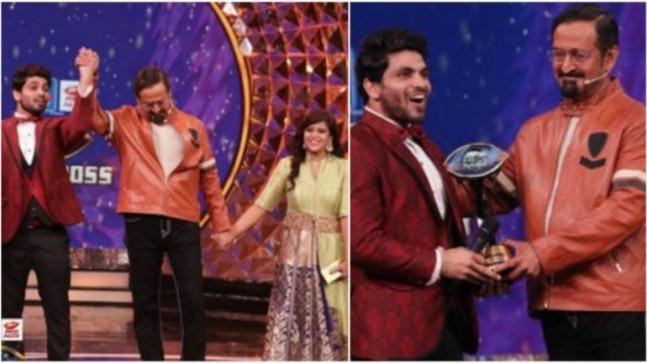 Former Roadies contestant Shiv Thakare is the winner of Bigg Boss Marathi 2