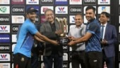 Afghanistan, Bangladesh share trophy after rain washes out T20I tri-series final