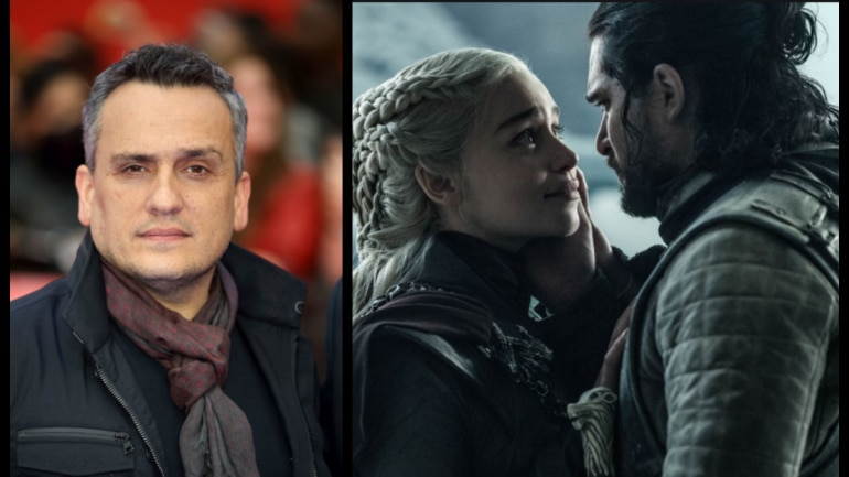 Avengers: Endgame director Joe Russo reacts to Game of