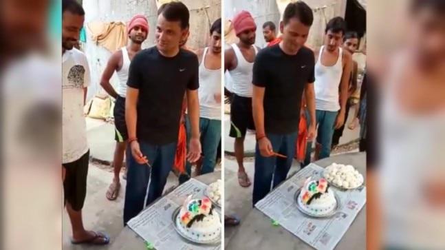 Murderer throws birthday bash inside Bihar jail, video goes viral