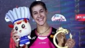 Carolina Marin lifts China Open after returning from injury