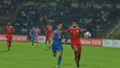 Difficult to swallow: Sunil Chhetri after FIFA World Cup Qualifier loss to Oman
