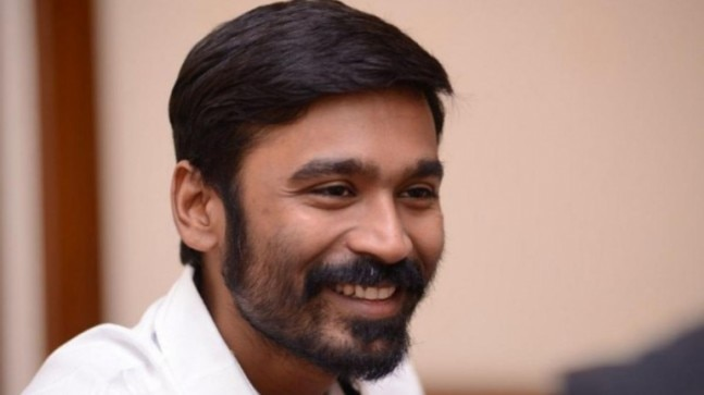Young fan says Dhanush touched her, his reaction is priceless. Watch viral video