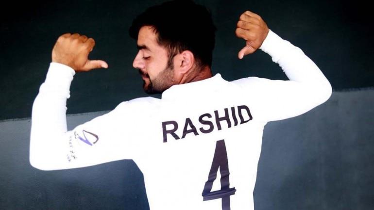 अफगानिस्तान के राशिद खान सबसे कम उम्र के टेस्ट कप्तान बने