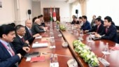 PM Modi meets Japanese PM Shinzo Abe in Russia, discusses defence, regional situation
